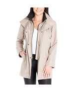 NEW Donatella Ladies' Trench Jacket Select Sİze-Color **FREE SHIPPING** - $69.99