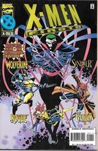 X-Men Firsts Comic Book #1 Marvel Comics 1996 VERY FINE/NEAR MINT NEW UN... - $3.99