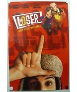 LOSER 2000 Twink Caplan, Bobby Slayton, Jason Biggs, Mena Suvari-One Sheet - $19.79