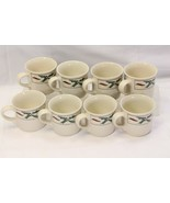 Farberware Holly Berry Cups Mugs Lot of 8 - $39.19