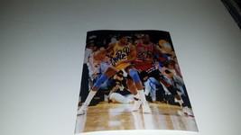 Michael Jordan and Magic Johnson 8 x 10 photo signed - $449.00