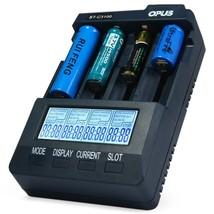 BT-C3100 V2.2 Digital Intelligent 4 Slot Li-ion NiCd NiMh LCD Battery Ch... - $41.55