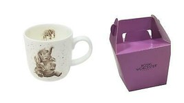 4 X BOXED WRENDALE OFFICIAL LICENSED ELEPHANT FINE PORCELAIN CHINA MUG CUP - $44.00