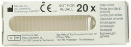 BRAUN ThermoScan PC 20 Probe Covers Lens Filters  20 count Sealed Genuin... - $14.81