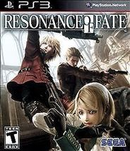Resonance of Fate (Sony PlayStation 3, 2010) PS3 Video Game Complete - $19.99