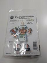 NMI Pin Pal Ornament Needlepoint Kit Christmas Holiday Baker 5610 - $10.56