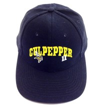 NFL BASEBALL CAP, CULPEPPER II, HAT1999 BLACK - £7.94 GBP