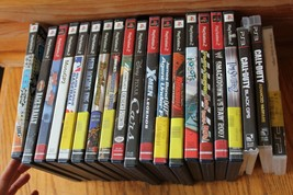 17 PLAYSTATION 2 Giochi Due PLAYSTATION 3 & uno Psp 300 Film Time Splitt... - $98.00