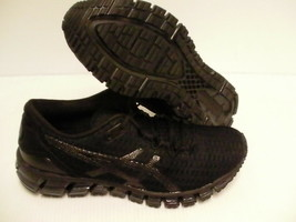 Asics Femme Gel Quantum 360 Droite Noir Chaussures Course Taille 23cm US - $157.16
