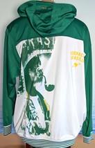 FEDERACION BRASILIA Mens Green Soccer FIVE POINTZ 3XL Zipper Hoodie - $49.50