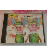 Scott & Todd Scam-a-Mania'96 22 Tracks Gently Used CD 1996 EMI Records - $12.99