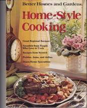 VINTAGE Better Homes & Gardens First Edition, 3rd Print, 1977 HOME-STYLE... - $3.79