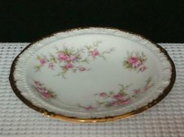 Victoriana Rose By Paragon Coaster Pin Trinket Dish Vintage Bone China Vgc - $10.23