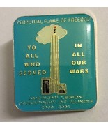 American Legion Department Of Illinois - 2000 Perpetual Flame Of Freedom... - $24.74