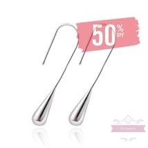 Fashion Water Drop • 925 Sterling Silver Earrings • Dangling Earrings fo... - $51.30