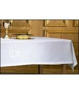 Altar Frontal 100% Linen 100% Linen 44 x 72' L - $54.35