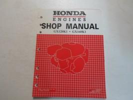 1992 Honda Engines GX120K1 GX160K1 Shop Manual Loose Leaf Factory Oem Book 92 - $34.02