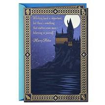 Hallmark Harry Potter Graduation Card (Keep Believing) - $6.16