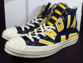 Converse Indiana Pacers Gameday Jersey Sneaker Chuck Taylor 70 25/250 (8... - $150.00