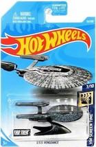 Hot Wheels 52/250 U.S.S. Vengeance #7/10 HW Screen Time Star Trek NEW - $4.95