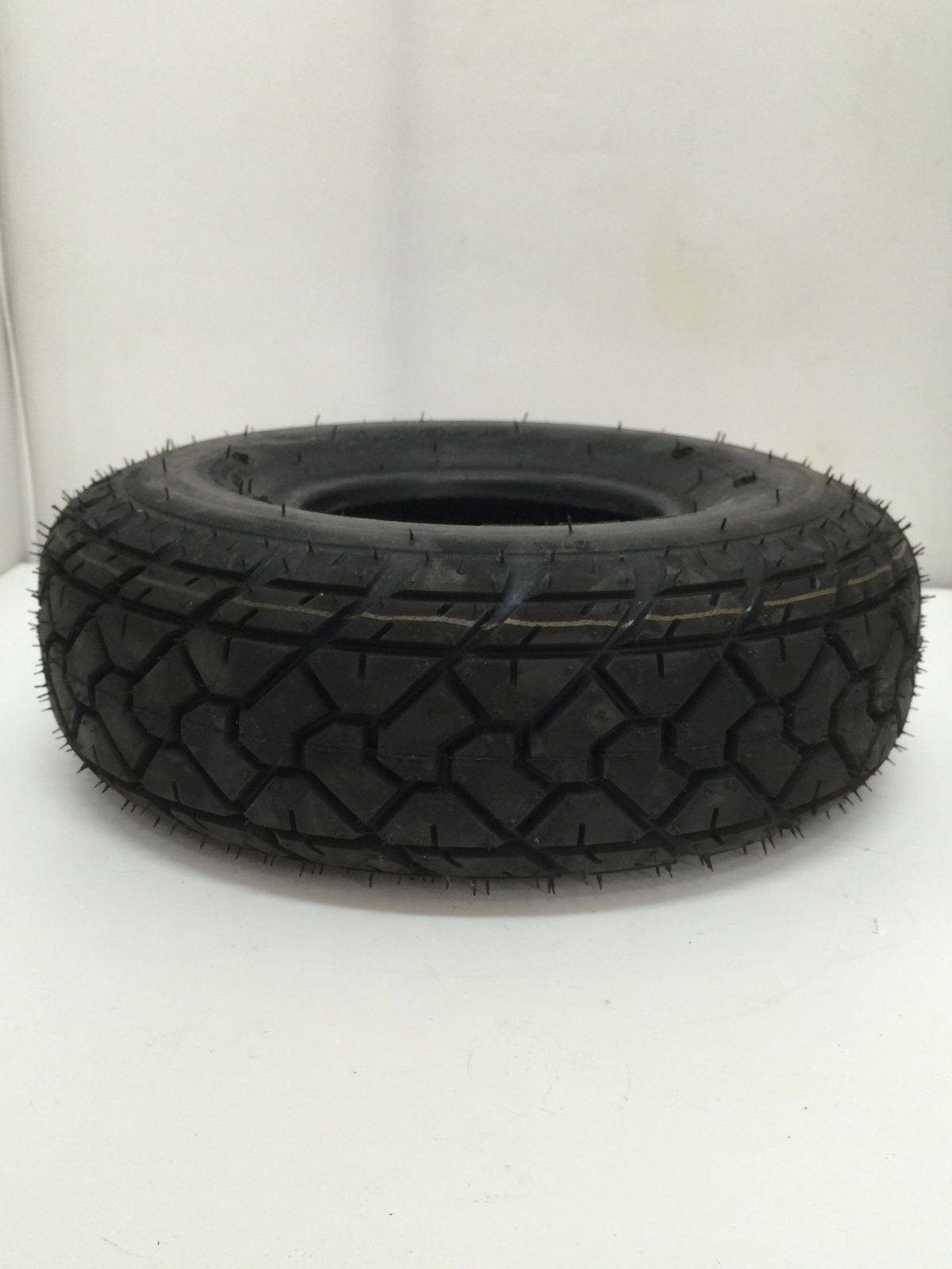 """X1 GMD 4 10/3 50-5 Black Tire G905 Pneumatic mobility scooter parts 12""""X4""""  wheel"""