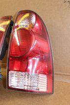 2005-09 Toyota Tacoma Taillight Tail Lights Set L&R image 3
