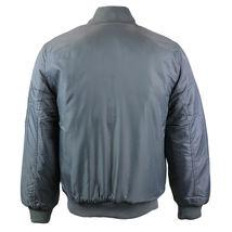 Men's Premium Multi Pocket Water Resistant Padded Zip Up Flight Bomber Jacket image 14