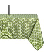 DII Spring & Summer Outdoor Tablecloth, Spill Proof and Waterproof with ... - $29.31