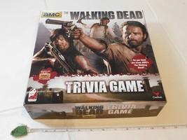 AMC Walking Dead Trivia Game Cardinal sealed inside cards missing instru... - $25.12