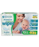 Member's Mark Premium Fragrance Free Baby Wipes 1152 ct. - $28.70