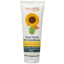 Patanjali Ayurvedic Kesh Kanti Hair Conditioner Damage Control - 100g - $6.99