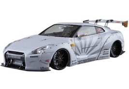 AOSHIMA 1/24 Liberty Walk No.10 LB works R35 GT-R Ver.2 model kit NEW Ja... - $56.73