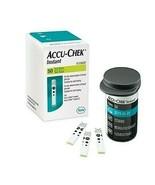 Accu Chek Instant 500 Test Strips(10box) for Diabetes Blood Glucose  - $161.37