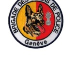 Brigade canine switzerland geneva county police k9 canine unit patch 4 x 4 in 9.99 thumb155 crop