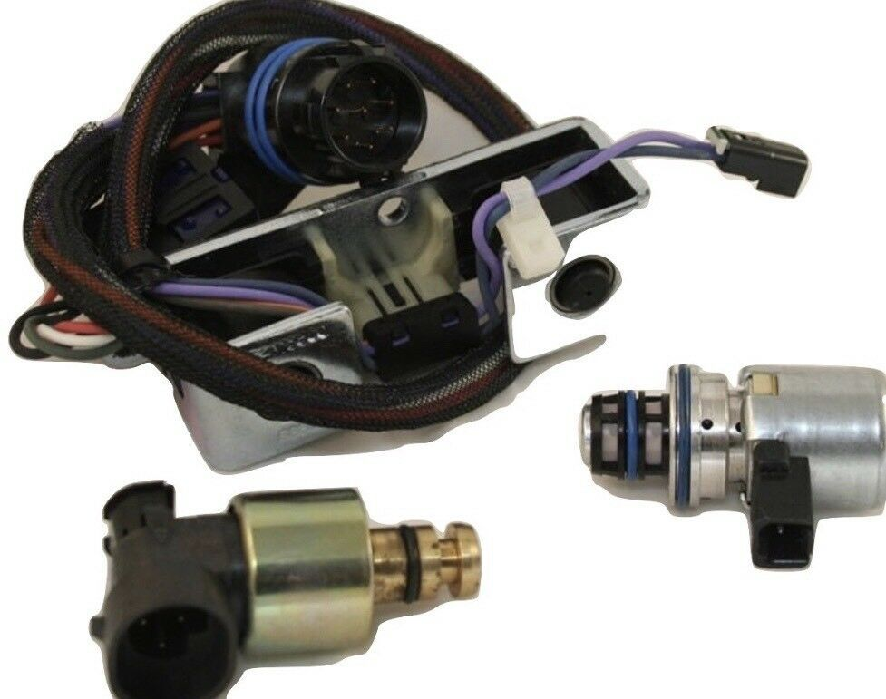 Primary image for A518 Transmission Solenoid Kit 1996-1999 Jeep Dodge Ram Dakota 42RE 44RE SHIFT