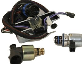 A518 Transmission Solenoid Kit 1996-1999 Jeep Dodge Ram Dakota 42RE 44RE SHIFT - $88.11