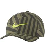 NEW NIKE [S/M] Adult Classic99 Masters Edition Golf Hat-Sequoia/Venom CK6183-355 - $64.34