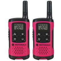 Motorola Talkabout 748091002021 T107 22-Channel Two-Way Walkie Talkie - ... - $38.73