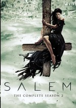 SALEM Second Season 2 Two DVD Set Series TV Show Video Episode Romance D... - $47.51