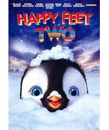Happy Feet Two (DVD, 2012, Includes Digital Cop... - $9.00