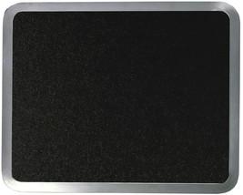 Vance 16 X 20 Black Built-In Surface Saver Stainless Steel Frame, 71620BK - $83.99