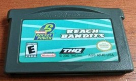 Rocket Power: Beach Bandits game  (Nintendo Game Boy Advance, 2002) gameboy - $9.85