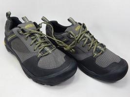 Keen Montford Size US 10.5 M (D) EU 44 Men's Casual Leather Shoes Magnet 1014366