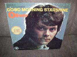 OLIVER / GOOD MORNING STARSHINE VINYL LP NM 1969 - $9.00