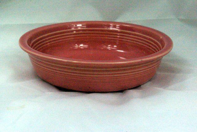 Homer Laughlin 2005  Fiesta Rose Soup Bowl