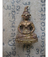 So Rare Blessed Old Ngang Khmer Laos Top Love Lucky Powerful Buddhist Am... - $19.99