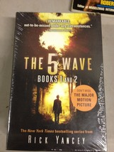 The 5th Wave Books 1 and 2 New Sealed Paperback (i30) - $13.98