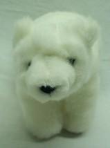 "Sea World NICE SOFT POLAR BEAR 9"" Plush Stuffed Animal TOY - $18.32"