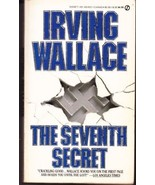 The Seventh Secret (Signet) By Irving Wallace - $4.35