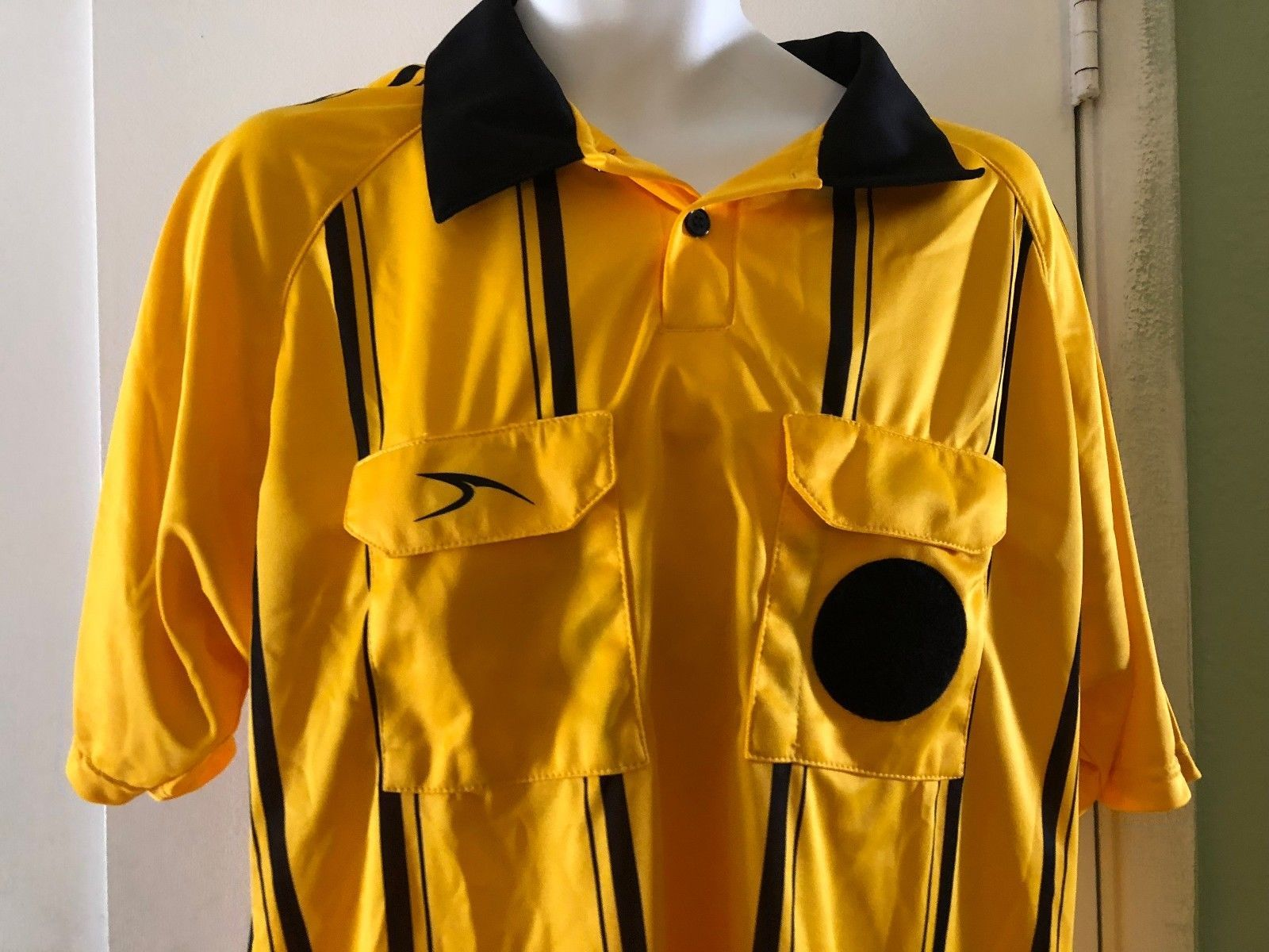 799b6a67648 Score Soccer Referee Jersey Shirt Yellow and 50 similar items. 57